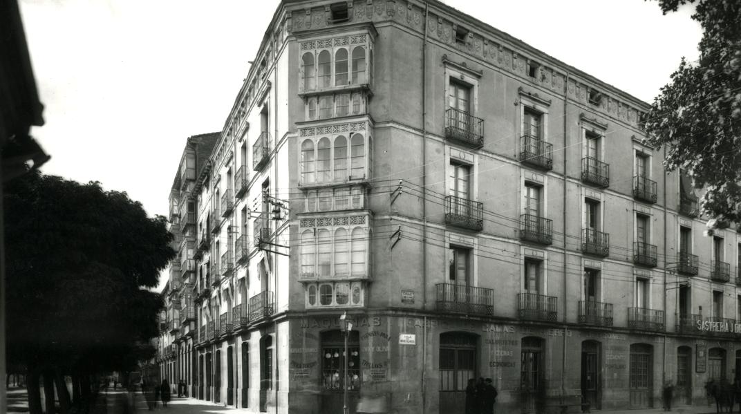 Nuevas instalaciones, en la calle Delicias